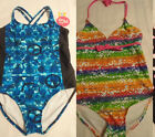 TOTAL GIRL Size 10 12 16 18-1/2 12-1/2 Plus Choice One-Piece Swimsuit NWT