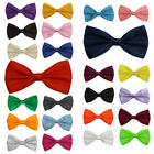 MENS NOVELTY SATIN FASHION WEDDING FANCY DRESS TUXEDO WEDDING BOW NECKTIE UKSELL