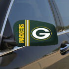NFL Car Truck Mirror Cover / Sock Set FAST SHIP + 1 FREE COUNTRY FLAG AVAILABLE $11.04 USD on eBay