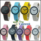 Hot Sale Fresh Fruity-Color Band Men Lady Teens Jelly Sport Wrist Watch Outdoor