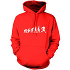 Evolution of Man American Football Unisex  Hoodie - Gift/ Jersey / 9 Colours