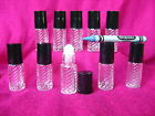 PICK-A-SET Glass roll-on Roller Ball top 5ML empty Perfume fragrance oil bottles