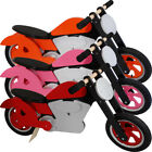 Kiddimoto Chopper Wooden Balance No Pedal Running Training Walking Bike Cycle