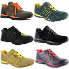 New Mens Groundwork Safety Trainers Protection Work Office Size UK 7 8 9 10 11