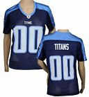 Reebok NFL Football Women's Tennessee Titans Team Replica Jersey - Navy