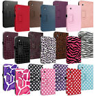 """Folio PU Leather Case Cover Stand For Samsung Galaxy Tab 2 7.0"""" 7"""" Tablet P3100"""