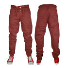 NEW SMALL BOYS ENZO JEANS EZBB143 DESIGNER TAPERED CUFFED CHINOS ALL WAIST SIZES