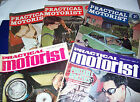 Practical Motorist Magazines From the 1960's  ~  Issues Listed