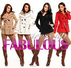 NEW WOMEN'S JACKET SIZE 6-8-10-12-14 COAT OUTERWAER HOODIE SEXY EUROPEAN FASHION