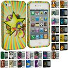 Design Hard Rubberized Color Snap-On Case Cover Accessory for iPhone 4 4S 4G