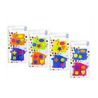 2 Pack Toddler Child Shape Sorter Puzzles Learn Numbers Gift Present