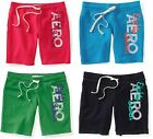 Aeropostale Aero 87 Womens Pink Blue Green OR Navy Classic Bermuda Shorts M XL