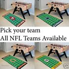 "NFL Man Cave Football Field Runner 30""x72"" Area Rug Floor Mat, NFC Teams $47.90 USD on eBay"