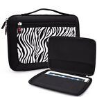 Zebra Hard Briefcase Style Carrying Sleeve Case Cover Protective Guard Pouch
