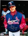 Tony La Russa Cardinals Signed Auto 8x10 Photo PSA/DNA C16262