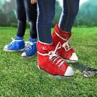 Festival Feet Disposable Shoe Covers - Keeps your Footware Clean Fresh Camping
