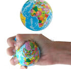 "1pc Colorful world map Sponge Ball Stress Relief Toy Baby Toy 3"" for You"