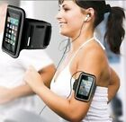 New Sports Arm Band Case Carrier Black Pouch For Samsung /Apple iphone