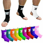 THAI BOXING MIXED MARTIAL ARTS ANKLE SUPPORTS