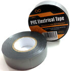 SILVER ELECTRICAL PVC INSULATION / INSULATING TAPE 19mm x 20m FLAME RETARDANT