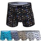 New Mens Novelty Bat Print Cotton Boxers Boxer Shorts Underwear Size M L XL XXL