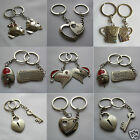 Lover Collectable Gift Keyrings Heart Lock Key Mouse Love New Keyring