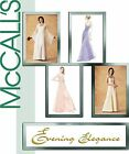 2003 Evening Elegance Lined Dress Coat Pattern Choice 8-22 McCall's 4020 OOP
