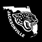 JACKSONVILLE JAGUARS STICKER THE STATE OF FLORIDA VINYL DECAL VEHICLE GRAPHIC $4.95 USD on eBay