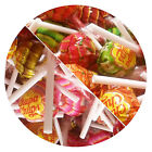 120 x FRUITY or MILKY Chupa Chups Lolly Sweets Lollies 12g Refill Wholesale Bag