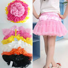 New Sweet Girl Tutu Dancewear Ballet Pettiskirt Skirt Dance Dress For 4-10 Years