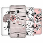 HEAD CASE DESIGNS CHERRY BLOSSOMS CASE COVER FOR HTC ONE