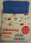 OKIE DOKIE 3T 4T Training Pants 2-Pack NWT Blue Truck or Sport Underwear Panty