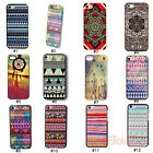New Tribal Stripe Hybrid Hard Back Case Cover Skin For iPhone 5 5G 5S
