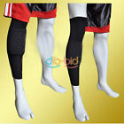 New Antislip Foam Basketball Leg Knee Honeycomb Pad Long Sleeve Protector