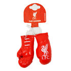 LIVERPOOL FC CLUB MIRROR HANGING DICE BABY ON BOARD MINI  BOXING GLOVES  BOOT