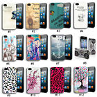 New Colorful Hybrid Hard Shell Back Case Cover Skin For iPhone 4 4G 4S