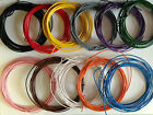 0.5mm BLUE, GREEN, BROWN AND OTHER COLOURS THIN WALL AUTOMOTIVE TWA WIRE TWL