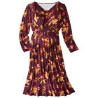 Liz Lange Maternity Womens Dress Nursing Friendly Size- Medium or Large  NWT