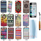 New Mysterious Case Cover For iPhone 5 5G 5S+Free Touch Pen& Screen Protector