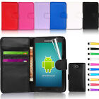 New Wallet Leather Flip Pouch Case Cover for Samsung Galaxy NOTE N7000 / I9220