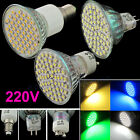4W LED Bulb MR16 GU10 E27 Day/Warm White Blue/Green ligth LED 3528 SMD Spot lamp