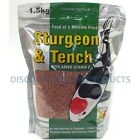 Yamitsu Kockney Koi Sturgeon & Tench Sinking Fish Food Pellet Fish Food