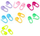"""200PCs Plastic Safety Pins Findings 22mmx10mm(7/8""""x3/8"""")"""