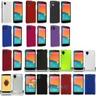 Ultra Thin Crystal/Rubberized Hard Back Case Cover For LG Google Nexus 5 D820