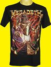 MEGADETH *** T Shirt *** New with Tags  RRP 19.99