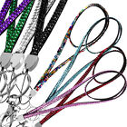 Diamante Neck Lanyard Strap for Mobile Cell Phone Keychain ID badge holder TAGS