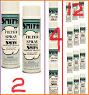 AIR FILTER SPRAY ADHESIVE FOR HOME FURNACE AC ALLERGY HELP TRAP MORE DUST NOW!!!