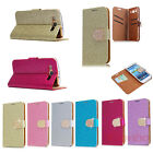 New Bling Flip Wallet Stand Leather Case Cover For Samsung Galaxy S3 III i9300