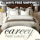 1500 THREAD COUNT DEEP POCKET 4 PIECE BED SHEET SET ALL COLORS AND SIZES Careey