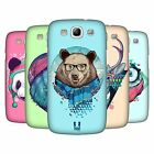 HEAD CASE DESIGNS FAUNA HIPSTERS CASE FOR SAMSUNG GALAXY S3 III I9300